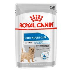 Royal Canin Light Weight Care (Sobres) 12 x 85 gr