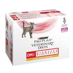 Purina Veterinary Diets Gato DM Diabetes 85 gr x 10 (Sobres)
