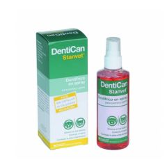 Spray dentífrico Dentican para perros y gatos (125 ml)