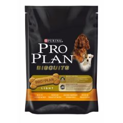 Pro Plan Adult Light 400 gr. galletas para perros