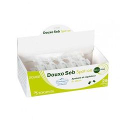 Pipetas Douxo Seb Spot On (25 x 2 ml)