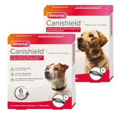 Canishield collar antiparasitario