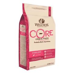 Wellness Core Sterilised Fish Gato