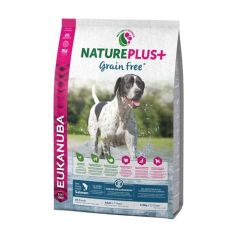 Eukanuba Nature Plus + Grain Free Salmon