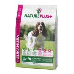 Eukanuba Nature Plus + Lamb & Rice Medium