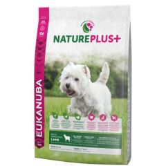 Eukanuba Nature Plus + Lamb & Rice Small