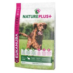 Eukanuba Nature Plus + Puppy Lamb & Rice