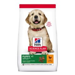 Hill's Science Plan Canine Puppy Large Breed Pollo
