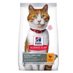 Hill's Science Plan Feline Young Sterilised Pollo