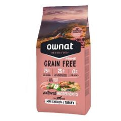 Ownat Grain Free Prime Mini Adult Chicken