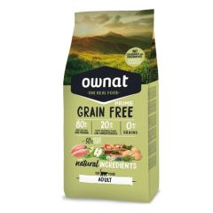 Ownat Grain Free Prime Adult Cat