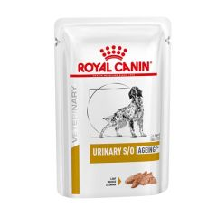 Royal Canin Dog Urinary S/O Ageing +7 (Sobres)