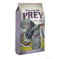 Taste of the Wild Prey Feline Turkey
