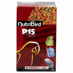 Versele Laga Nutribird P-15 Tropical Mantenimiento