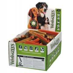Whimzees Snack Dental Hueso Estrella Caja
