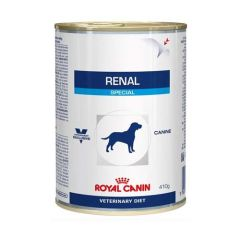 Royal Canin Dog Renal Special (Latas) 410 gr x 12